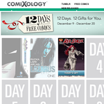 12 Days of Free Comics