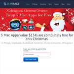 5 Mac Apps(value $134) Free!