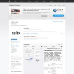 Free App: celtx script [iOS]