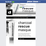 Free Charcoal Rescue Masque Sample