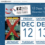 Free Comics each day! (12 Days of Xmas)