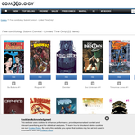 Free comiXology Submit Comics! - Limited Time Only! (22 Items)