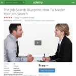 Free Course: The Job Search Blueprint: How To Master Your Job Search
