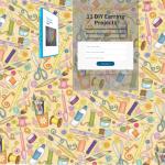 Free Craft eBook from Knicknacs