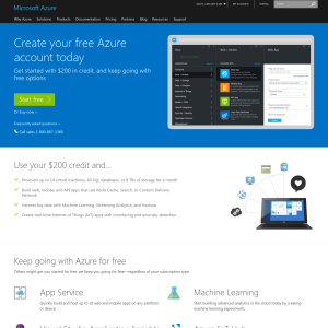 Free Create a Free Azure Account Today, Get a US$200 Credit