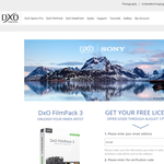 Free DXO FilmPack 3 License