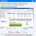 Free EaseUS Partition Master Professional