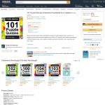 Free eBook: 101 Puzzle Quizzes (Interactive Puzzlebook for E-readers) Kindle Edition