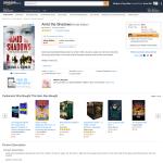 Free eBook: Amid the Shadows Kindle Edition