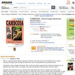 Free eBook: CAMBODIA - Solo & Single Adventure [Kindle Edition]