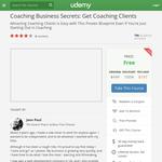 Free eBook: Coaching Business Secrets: Get Coaching Clients