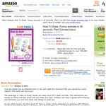Free eBook: How To Draw: Funny animals in 30 seconds. Part 3 [Kindle Edition]