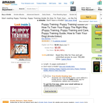 Free eBook: Puppy Training: Puppy Training Guide On How To Train Your Puppy The Right Way (Puppy Training, Puppy Training and Care, Puppy Training Guide, How to Train Your Dog) [Kindle Edition]