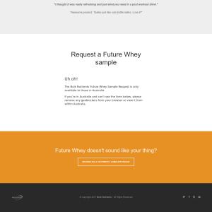 Free Future Whey