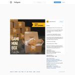 Free Gami Chicken Mini Box