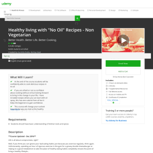 Free Healthy living with