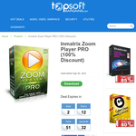 Free Inmatrix Zoom Player PRO (100% Discount)
