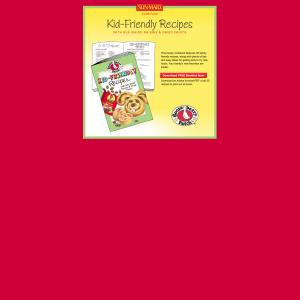 FREE Kid Friendly Recipes Cookbook!!