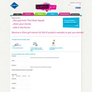 Free Libra Girl Starter Kit