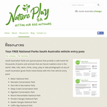 Free National Parks South Australia vehicle entry pass