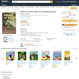 Free Pibbin the Small (Tales of Friendship Bog Book 1)
