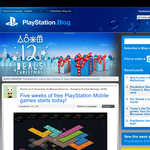 Free PlayStation Mobile Games (PlayStation Certified Smartphone/PS Vita)