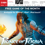 Free Prince of Persia: The Shadow and The Flame App [iOS]