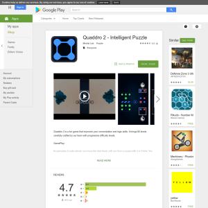 Free Quaddro 2 - Intelligent Puzzle