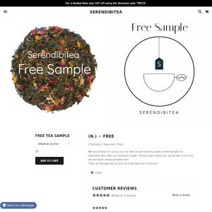 Free Serendibitea Tea