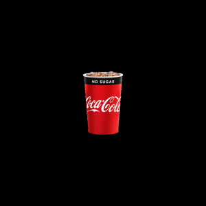 Free Small Coca Cola No Sugar