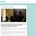 Free Storytelling for Change Course