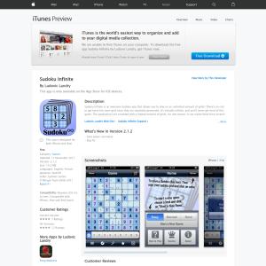 Free Sudoku Infinite