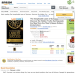Free The Inexplicable Laws of Success: Discover the Hidden Truths that Separate the 'Best' from the 'Rest' (Classic Edition) [Kindle Edition]