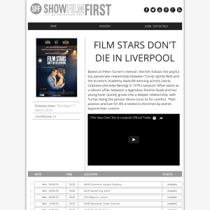 Free Tickets to 'Stars Don't Die in Liverpool'