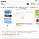 Free Top 100 websites offering Free Shipping Worldwide - save money by becoming a global shopper! (Smart Shopping Series) [Kindle Edition]